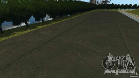 Beginner Course v1.0 pour GTA 4 troisième écran