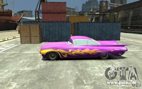 Raymone von Autos Mater-National für GTA 4 linke Ansicht