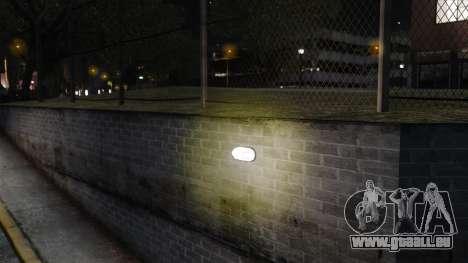 Jaune s'allume pour GTA 4 quatrième écran