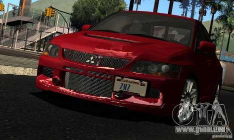 ENBSeries RCM für den schwachen PC für GTA San Andreas dritten Screenshot