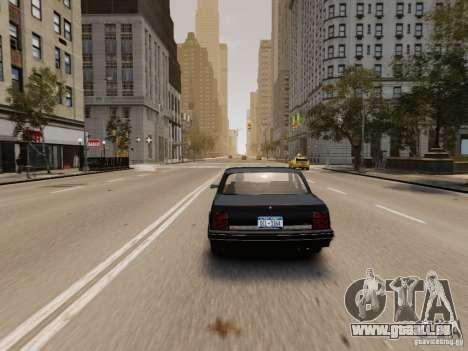 Oldsmobile Cutlass Ciera 1993 für GTA 4 Rückansicht