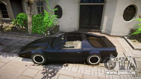 Knight Rider [EPM] pour GTA 4 Salon