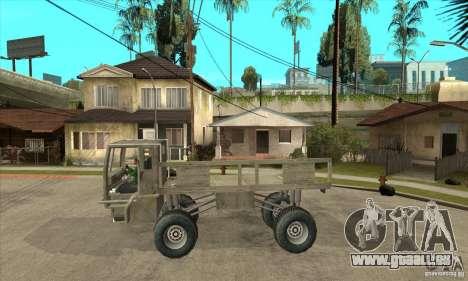 Fast Five Sand King pour GTA San Andreas laissé vue