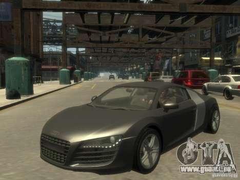 Audi R8 NFS Shift pour GTA 4