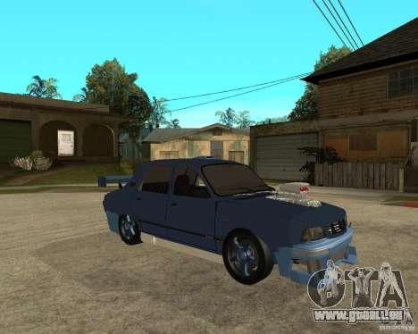 Dacia 1310 tuning pour GTA San Andreas vue de droite