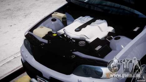 BMW X5 E53 v1.3 für GTA 4 Innenansicht