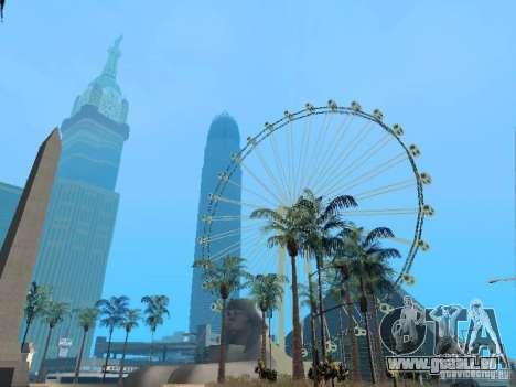 New Dubai mod pour GTA San Andreas cinquième écran