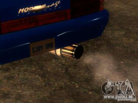 Previon FNF3 für GTA San Andreas rechten Ansicht