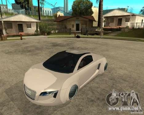 AUDI RSQ concept 2035 pour GTA San Andreas
