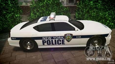 FIB Buffalo NYPD Police für GTA 4 linke Ansicht