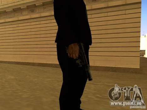 USP45 Tactical für GTA San Andreas zweiten Screenshot