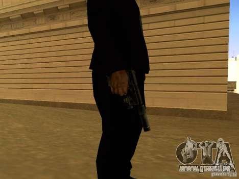 USP45 Tactical für GTA San Andreas zweiten Screenshot