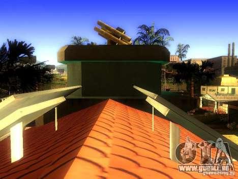 Base de Grove Street pour GTA San Andreas huitième écran