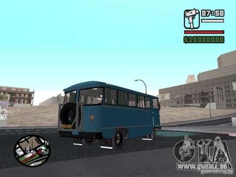 SYD-03 Chernigov für GTA San Andreas rechten Ansicht