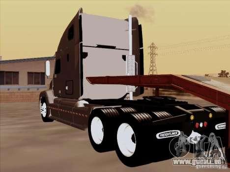 Freightliner Century ST für GTA San Andreas Rückansicht