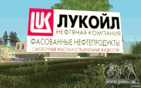 Ölgesellschaft Lukoil für GTA San Andreas fünften Screenshot