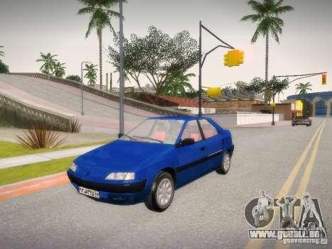 Citroën Xantia für GTA San Andreas