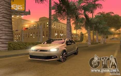 Volkswagen Gol G6 pour GTA San Andreas