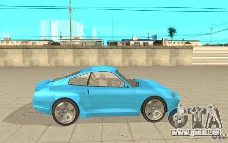 Komet von GTA 4 für GTA San Andreas linke Ansicht