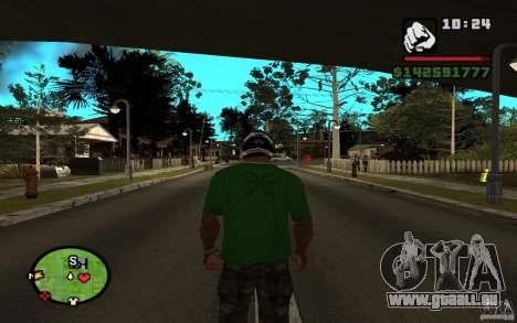 New Grove-Street für GTA San Andreas zweiten Screenshot