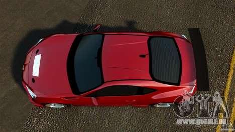 Subaru BRZ 2013 für GTA 4 rechte Ansicht