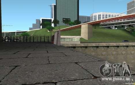 Point de contrôle HD box pour GTA San Andreas deuxième écran