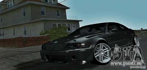 BMW M3 für GTA San Andreas
