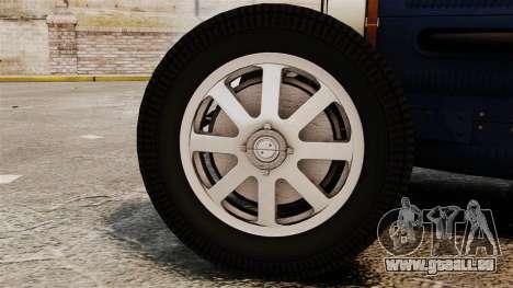Bugatti Type 51 für GTA 4 rechte Ansicht