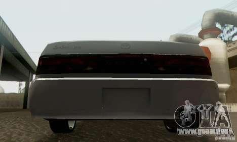 Toyota Cresta JZX90 pour GTA San Andreas laissé vue