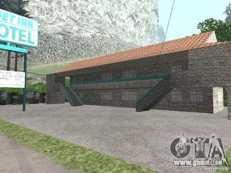 Geänderte Angel Pine village für GTA San Andreas sechsten Screenshot