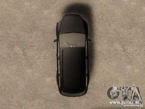 Audi Q7 TDI Stock für GTA San Andreas rechten Ansicht