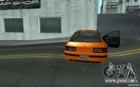 Schicht von GTA IV für GTA San Andreas obere Ansicht