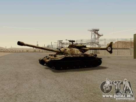 L'est-7 pour GTA San Andreas laissé vue