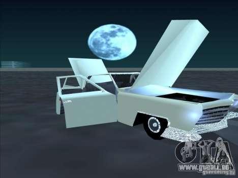 Cadillac Stella für GTA San Andreas rechten Ansicht