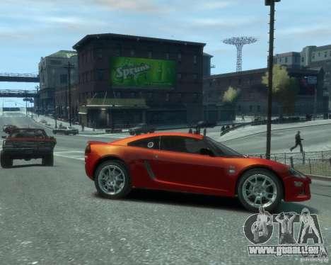 Lotus Europa S pour GTA 4 est un droit