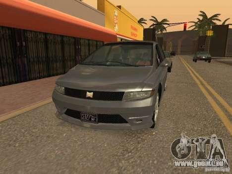 Staude von GTA 4 für GTA San Andreas
