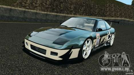 Nissan 240SX Time Attack pour GTA 4