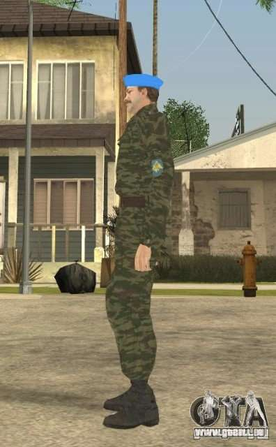 VDVšnik für GTA San Andreas her Screenshot