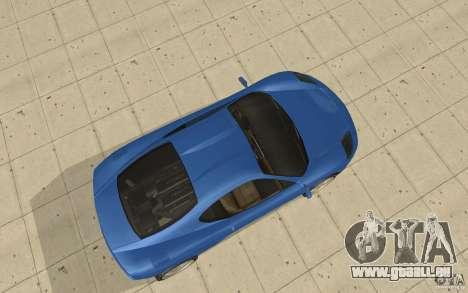 Turismo von GTA 4 für GTA San Andreas rechten Ansicht