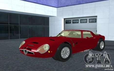 Alfa Romeo Gulia TZ2 1965 pour GTA San Andreas