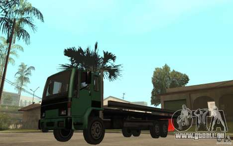 DFT30 Dumper Truck für GTA San Andreas