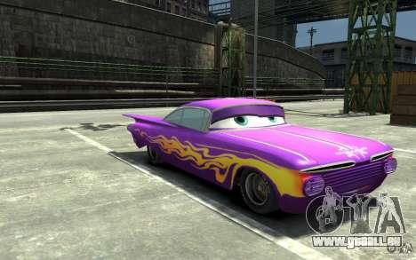 Raymone von Autos Mater-National für GTA 4 Rückansicht