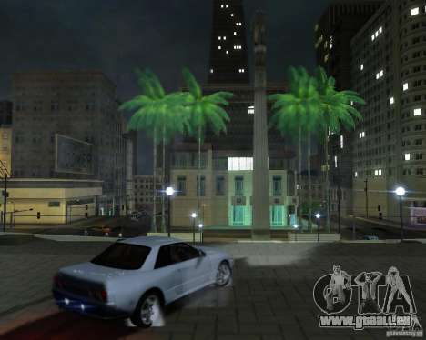 ENBSeries by LeRxaR v1.5 für GTA San Andreas her Screenshot