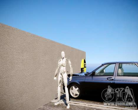 Crash Test Dummy pour GTA 4 sixième écran