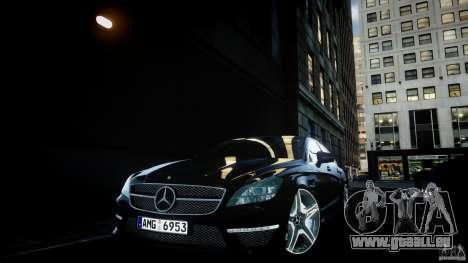 TRIColore ENBSeries By batter pour GTA 4 dixièmes d'écran