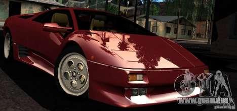 ENBSeries RCM für den schwachen PC für GTA San Andreas