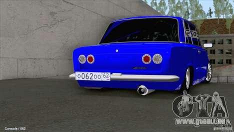 VAZ 2101 Coupe Loui für GTA San Andreas rechten Ansicht