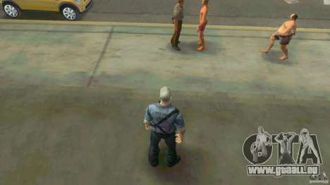 James Earl Cash für GTA Vice City zweiten Screenshot