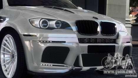 BMW X6 Hamann pour GTA 4 est une gauche