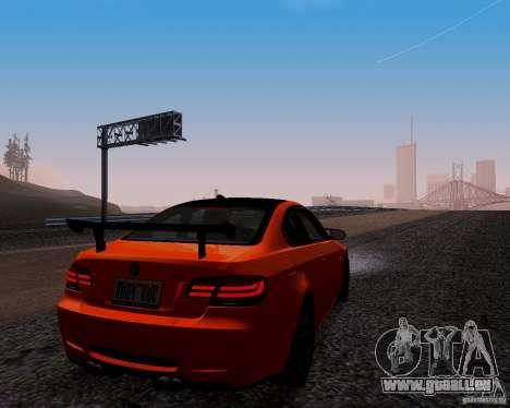 Real World v1.0 pour GTA San Andreas troisième écran